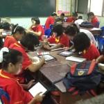 บรรยากาศการเรียน